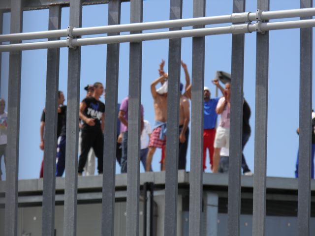Ponte Galeria, un inferno inutile per gli immigrati