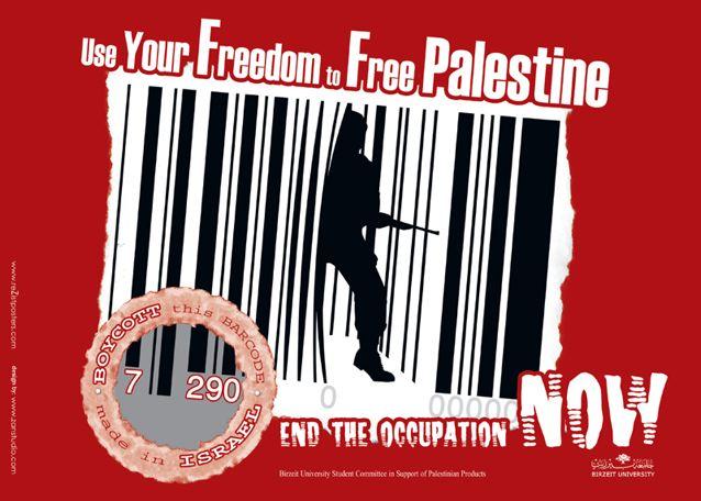 Israele approva la legge contro il boicottaggio