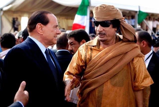 Italia/Libia, quarant'anni di compromessi