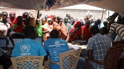 Sud Sudan: 20.000 rifugiati si riversano nell'area di confine