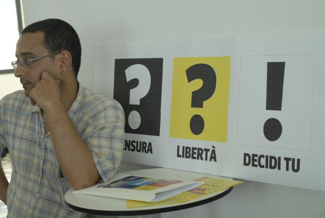 """Il sito """"perlapace.it"""" e la Tavola della pace aderiscono alla Giornata del silenzio del 9 luglio contro la legge sulle intercettazioni"""
