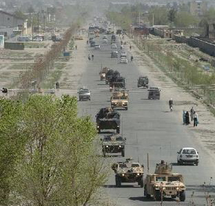 Viaggio afgano per Barack Obama