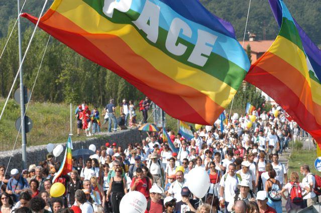 Oggi è cominciata la Marcia Perugia-Assisi da Sidi Bouzid