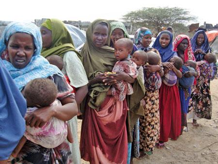 Siccità nel Corno d'Africa. Vertice d'emergenza della Fao