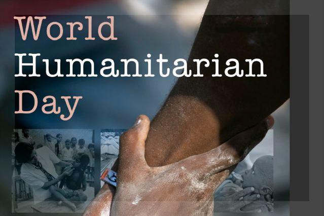 Gli operatori umanitari rendono il mondo migliore