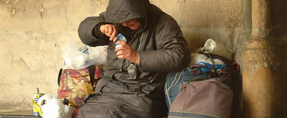 Italia povera e degradata