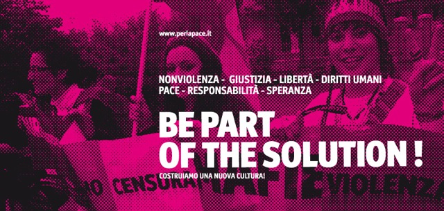 25 settembre 2011 Marcia Perugia-Assisi per la pace e la fratellanza dei popoli