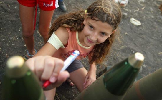 """""""Dateci la pace"""", la guerra vista dai bambini del Libano"""