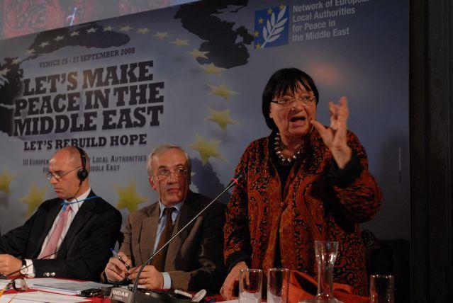 Oggi una delegazione di parlamentari europei va a Gaza