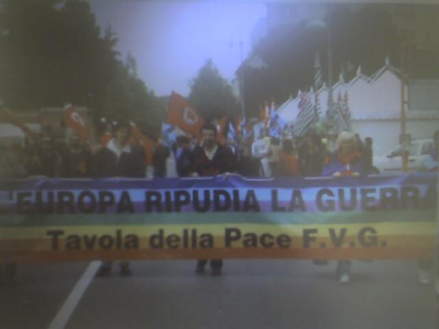 Nonviolenza e politiche di pace, subito una legge per il Friuli Venezia Giulia