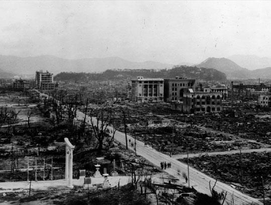 Mai più Hiroshima! Mai più Nagasaki!
