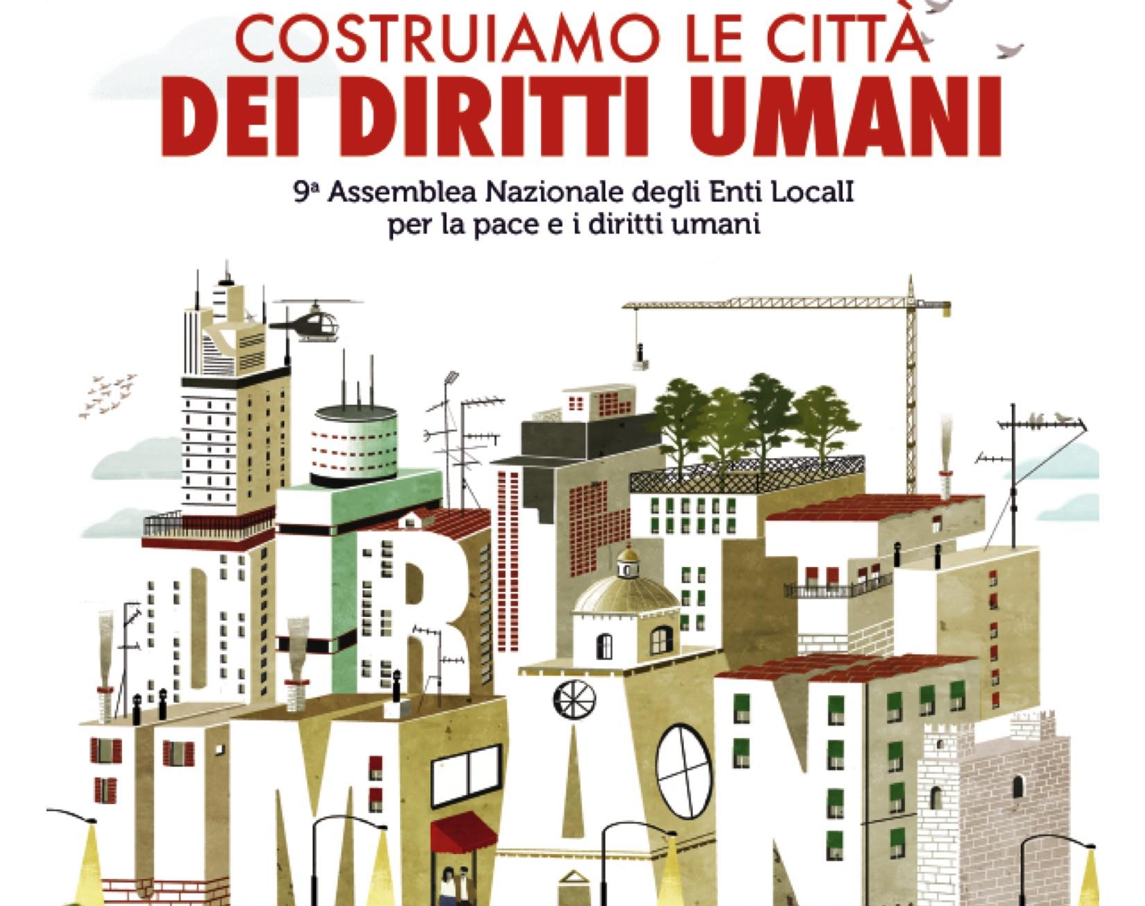 """""""Costruiamo le città dei diritti umani"""". Il programma dell'Assemblea Nazionale di Ferrara"""