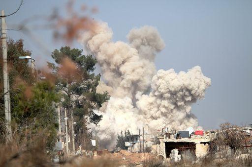 Siria: raid Usa fa strage di civili in fuga