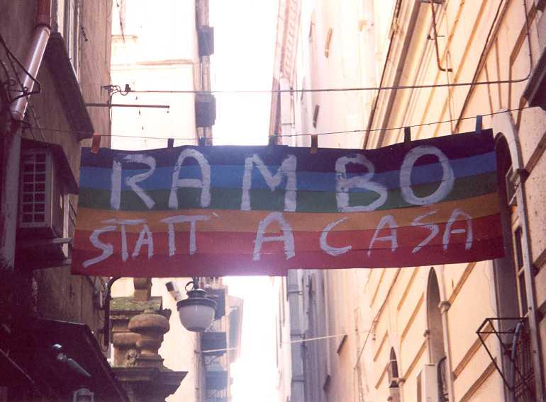 Napoli, 2 giugno: Manifestazione nazionale contro le basi militari e contro la guerra permanente