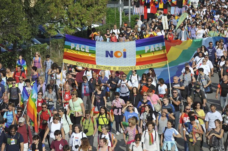 La PerugiAssisi del 9 ottobre contro rassegnazione e indifferenza