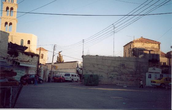 Ferito a Ramallah un volontario di Pax Christi