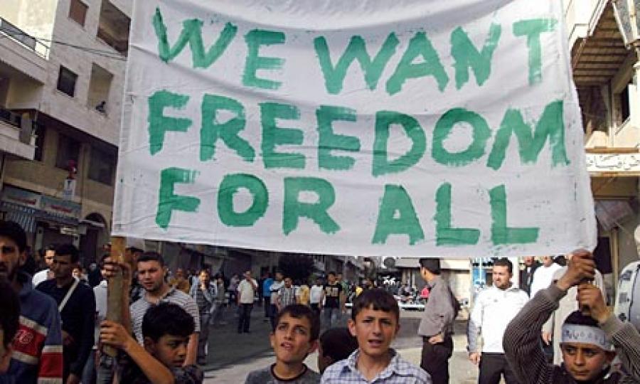 Appello dell'Unicef per proteggere i bambini in Siria