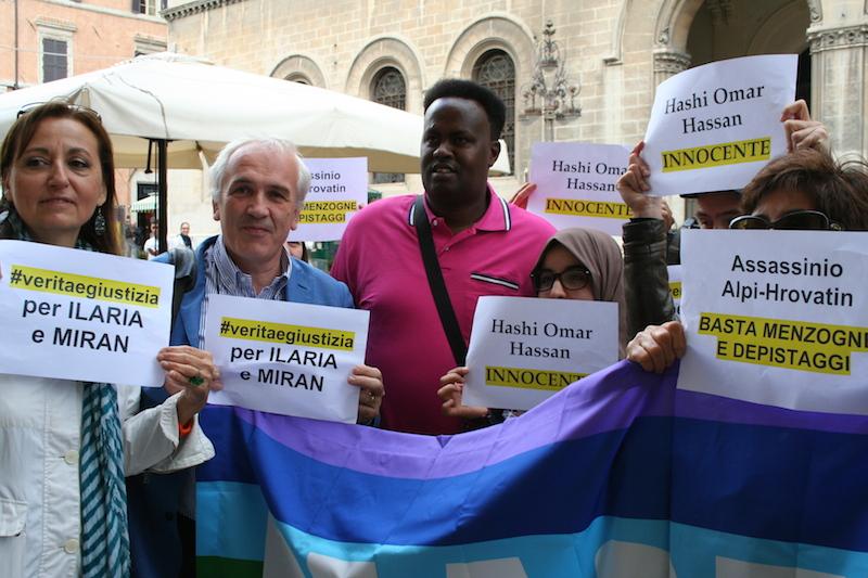 Verità e giustizia per Ilaria Alpi, Miran Hrovatin e Omar Hashi Hassan
