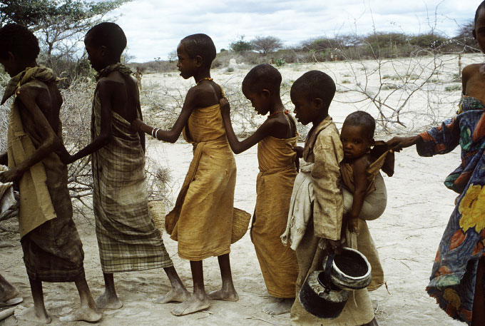 La più grave crisi umanitaria in Africa
