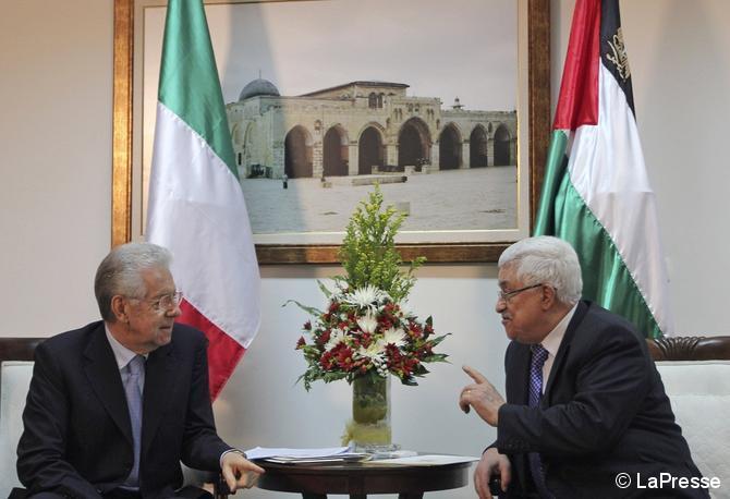 Abu Mazen in Italia: tanta retorica sulla pace e poca concretezza
