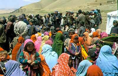 Perché nessuno interpella la società civile afghana?