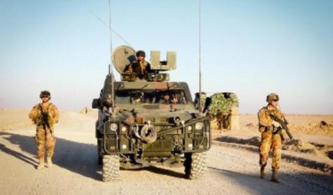 Militare italiano ucciso in Afghanistan