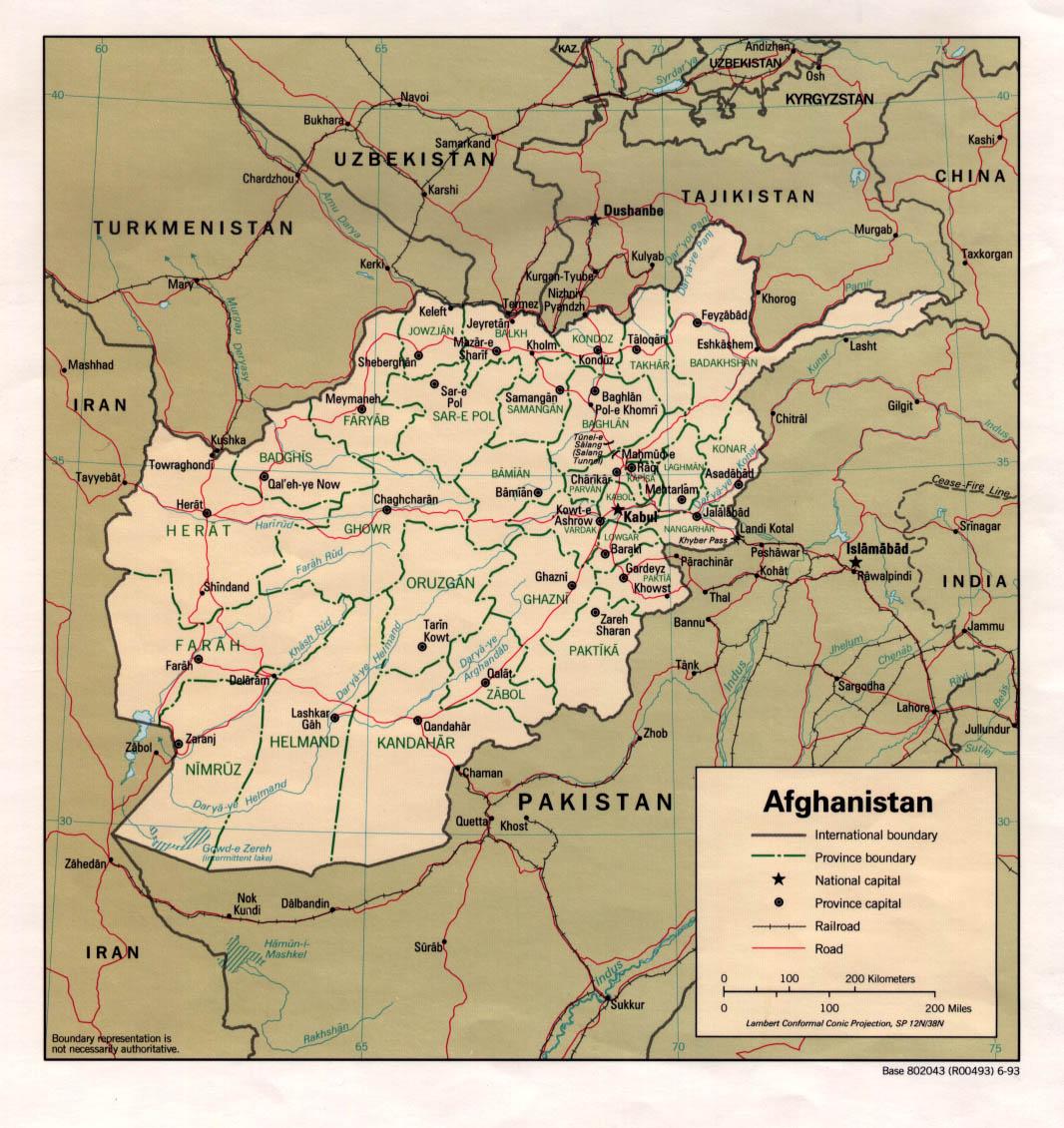 Afghanistan: in sei punti le proposte della società civile