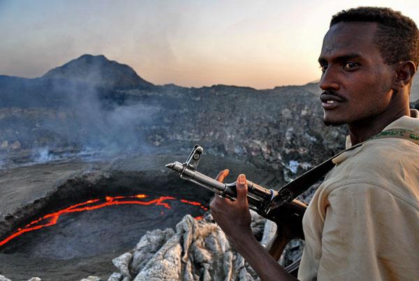 Boom di armi in Africa