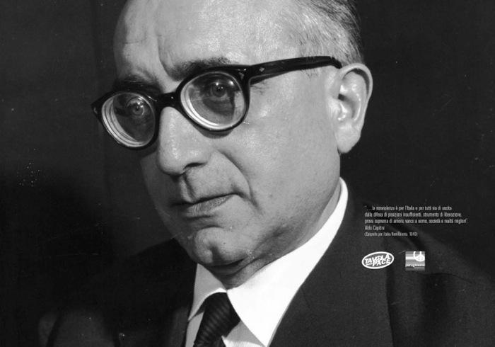 1961-2011, Aldo Capitini e i cinquant'anni della Marcia Perugia-Assisi
