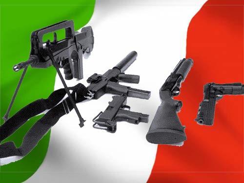 Armi leggere per 79 milioni di euro a Gheddafi