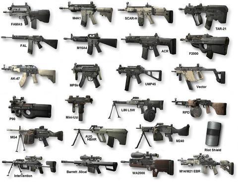 Ecco i Paesi in guerra con le pistole che parlano italiano