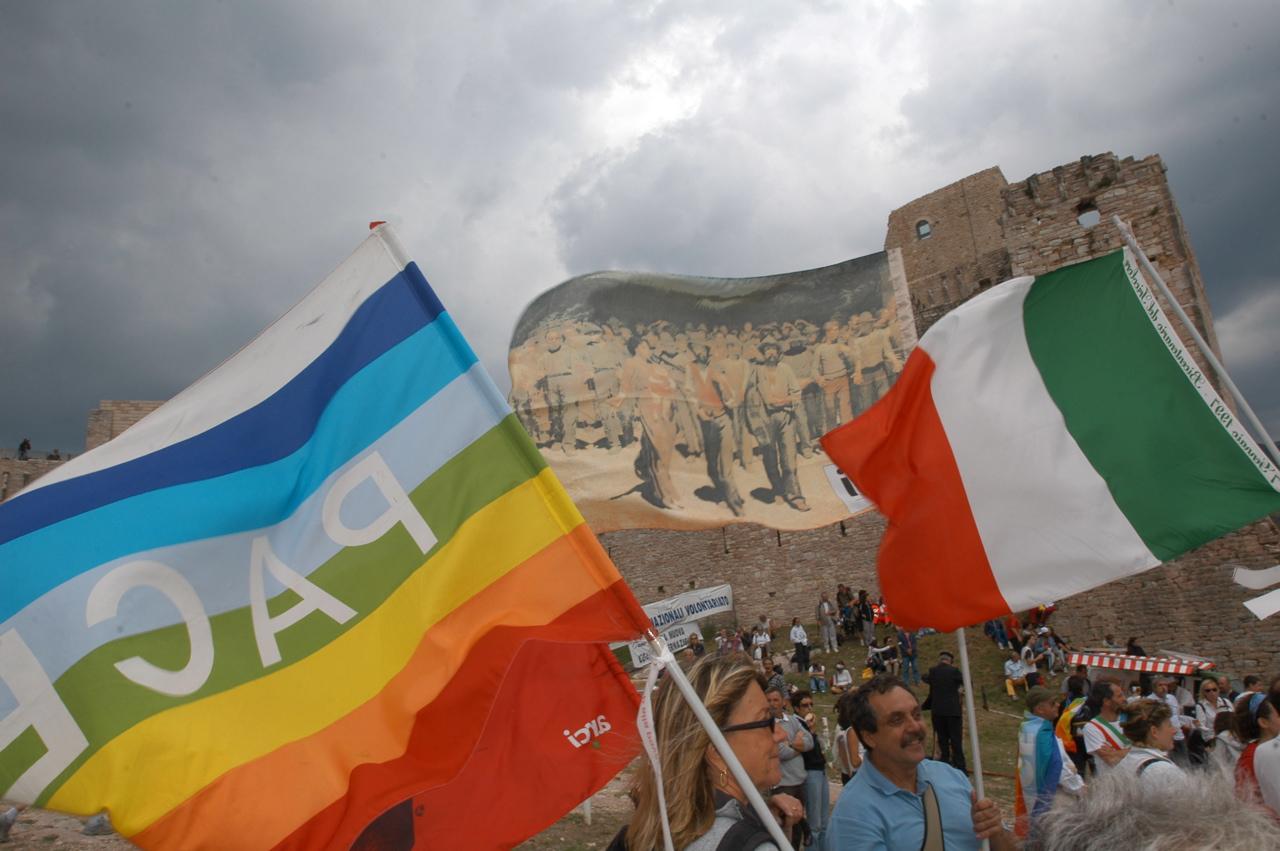 3 ottobre: Diamo voce alla pace