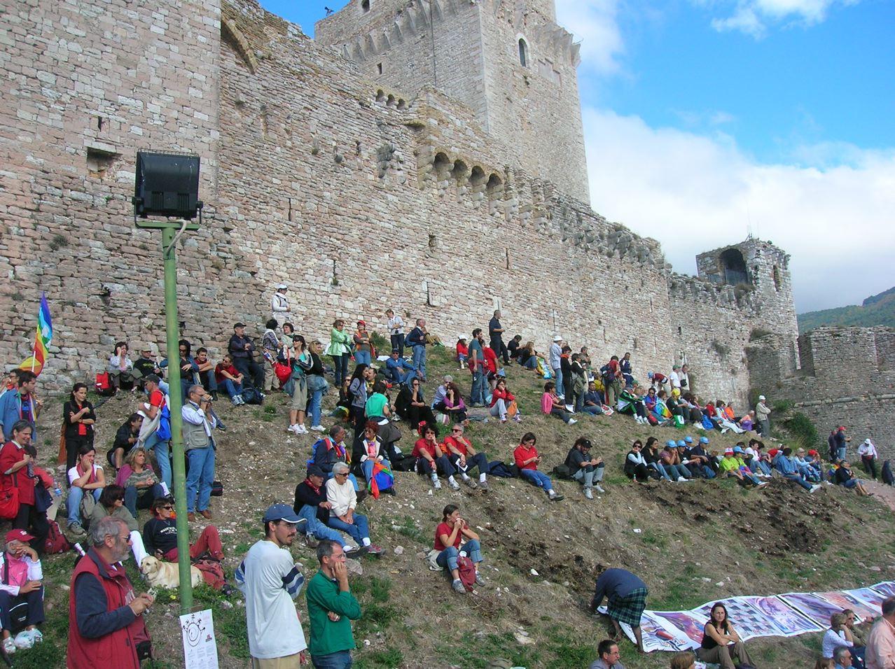 Incontriamoci ad Assisi. Seminario nazionale della Tavola della pace. 29 febbraio - 1 marzo 2008