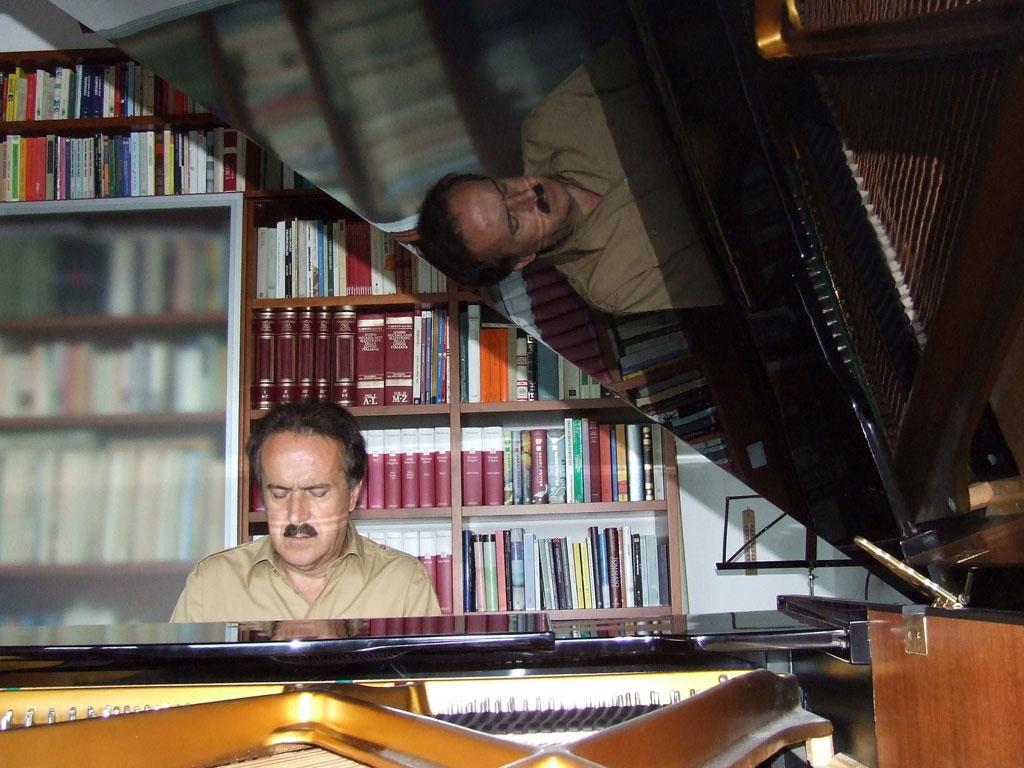 """Note di pace di Luciano Basso: """"La mia musica contro la guerra"""""""