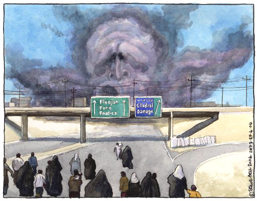 Falluja, la strage infinita
