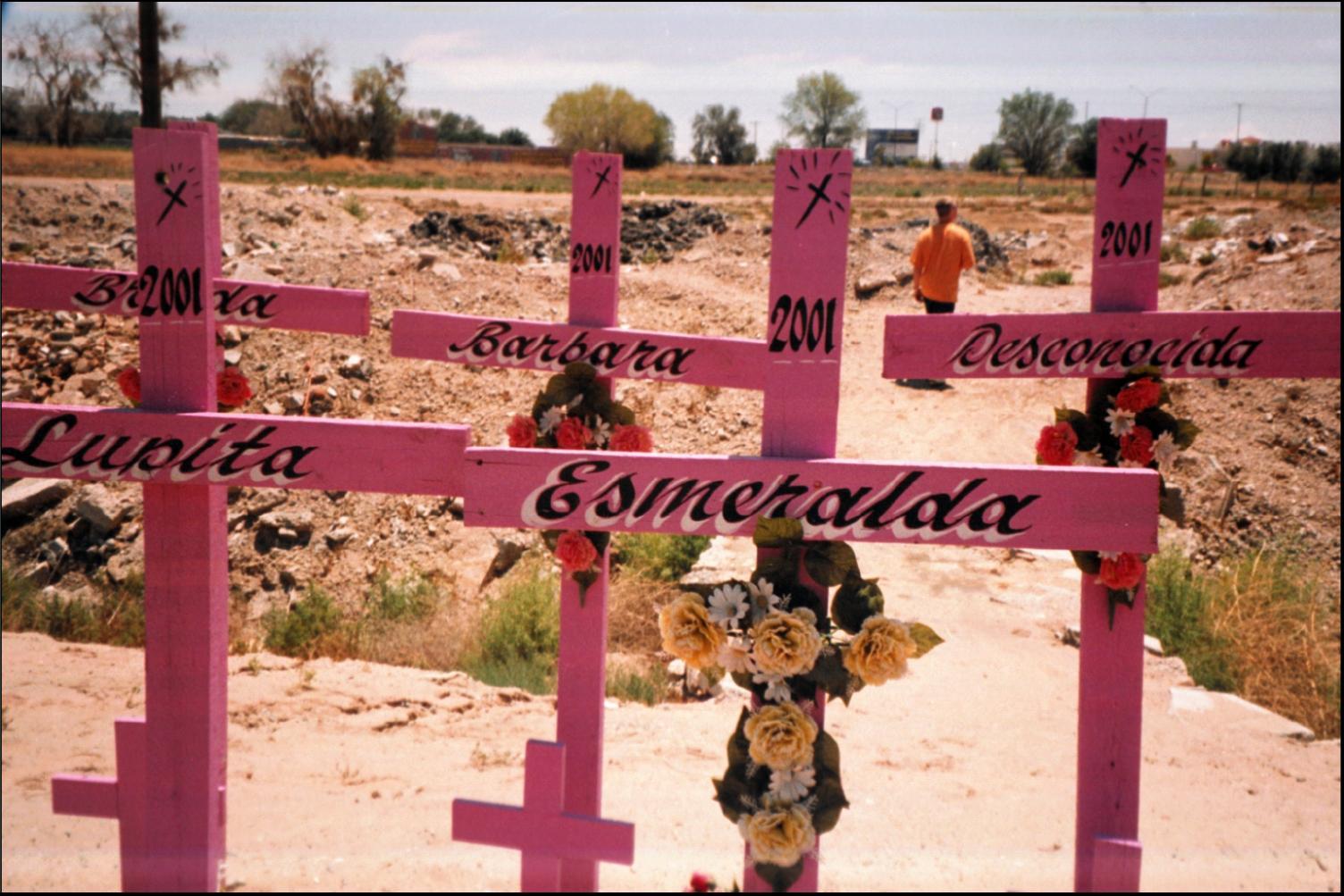 Bambini vittime della violenza a Ciudad Juárez