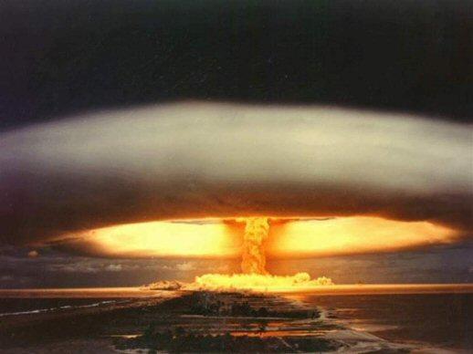 No alle bombe atomiche in Italia