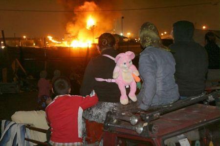 Ragazzo rom muore bruciato a Milano
