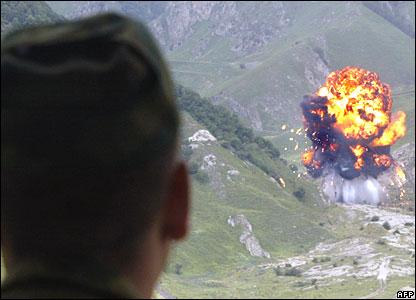 Caucaso in guerra