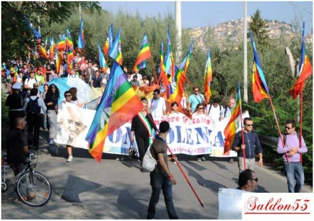 """Castellammare di Stabia alla marcia: """"Maggiore importanza nella nostra città per l'Assessorato alla Pace"""""""