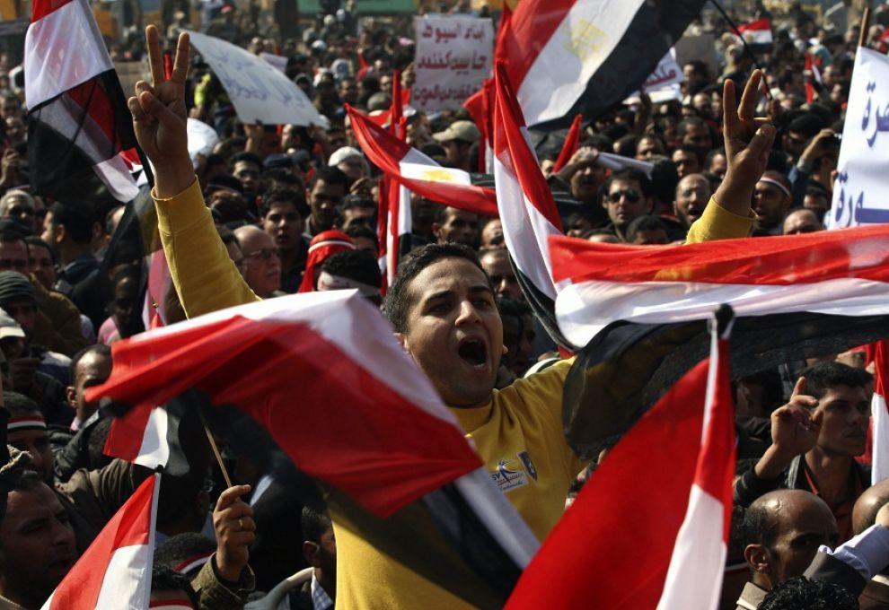 Egitto: la rivoluzione un anno dopo, continua