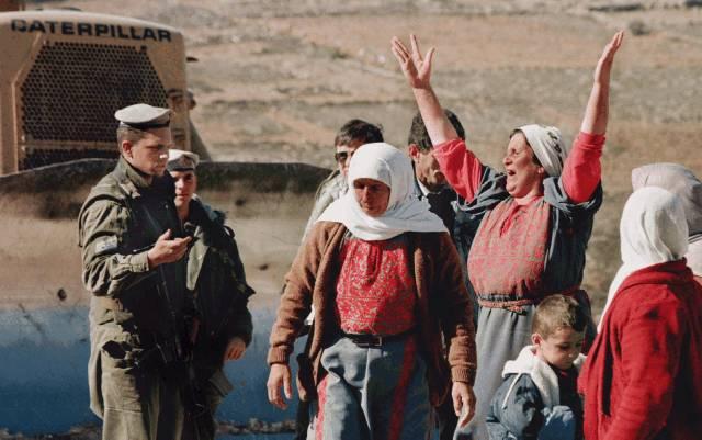 """""""La giornata della terra"""" mobilitazione internazionale di sostegno al popolo palestinese"""