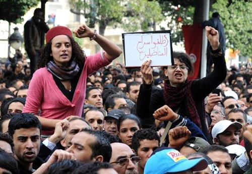 Parità di genere, la svolta a Tunisi