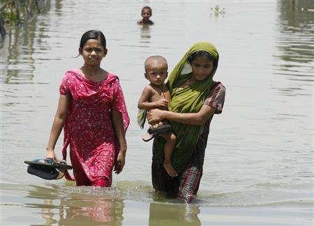 Sud Asia. Unicef: ''Rischio di emergenza sanitaria per milioni di bambini''