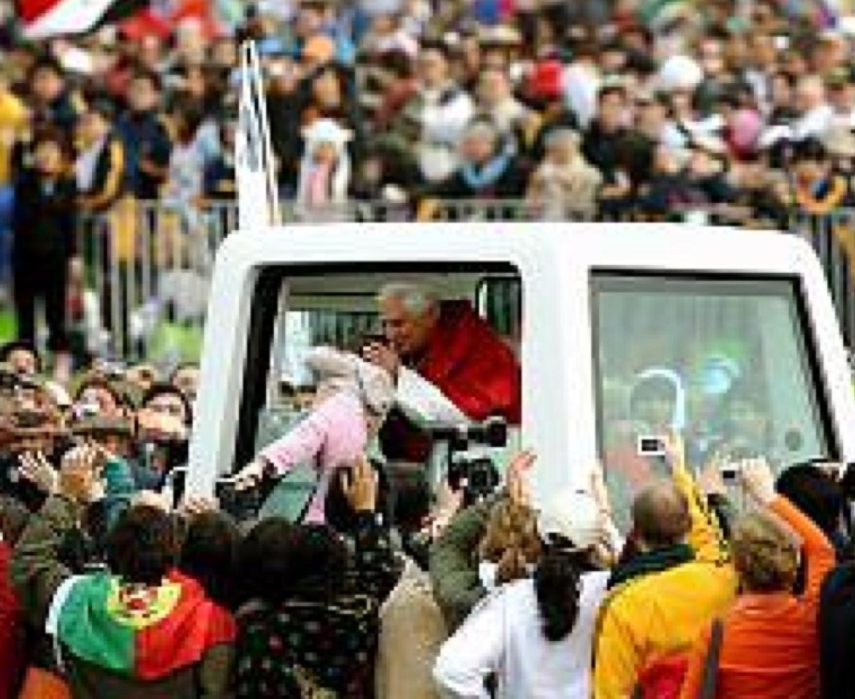 Sydney, mezzo milione di giovani alla messa con Benedetto XVI