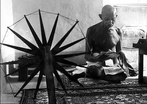 La Nonviolenza di Gandhi per la democrazia partecipata oggi