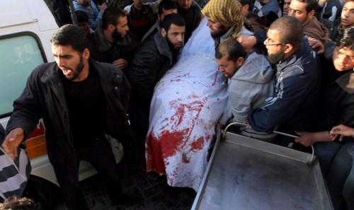 Gaza: mirati o indiscriminati sono omicidi