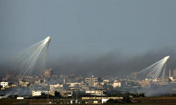 """Gaza, """"Piombo fuso"""": un altro colpo di spugna"""