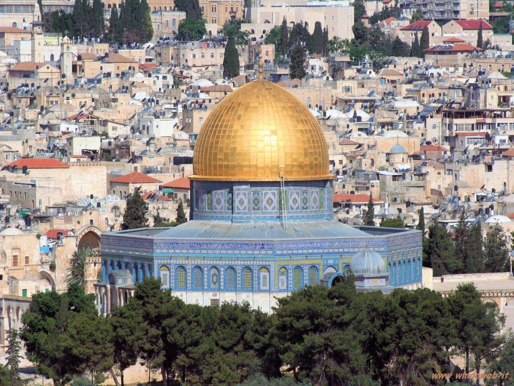 Andiamo insieme a Gerusalemme. Vieni anche tu!