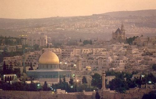 Sangue a Gerusalemme
